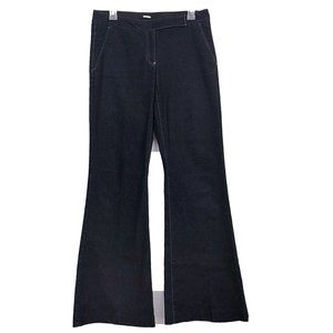 EXPRESS Precision Dark Wash Bootcut Flare Jeans 8